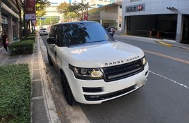 2018 LAND ROVER RANGE ROVER FOR SALE
