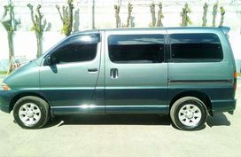 For sale my Toyota Granvia 3.0D