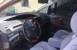 For Sale: Toyota Previa Automatic Transition