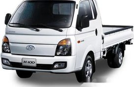 Hyundai H100 Cab And Chassis 2018 for sale