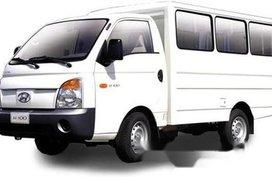 Hyundai H100 Shuttle Van 2 Ac 2018 for sale