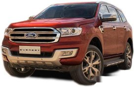 Ford Everest Ambiente 2018 for sale