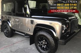 2017 LAND ROVER DEFENDER NEW for sale