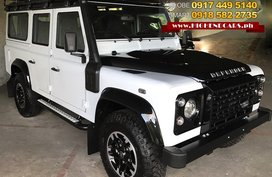 2016 LAND ROVER DEFENDER FOR SALE