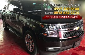 2018 CHEVROLET SUBURBAN FOR SALE