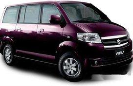New Suzuki Apv Glx 2018 for sale