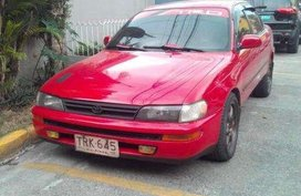 2013 Toyota Corolla Gli FOR SALE