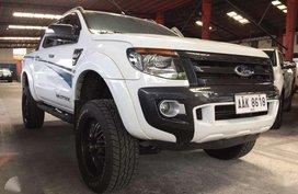 2014 Ford Ranger WildTrak 4x4 AT Dsl Auto Royale Car Exchange