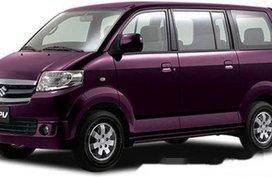 Brand new Suzuki Apv Glx 2018 for sale
