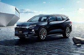 The Chevrolet FNR Carry All concept previews next-gen Chevrolet Trailblazer?
