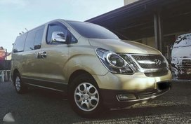 2008 Hyundai Grand Starex VGT Gold limited edition