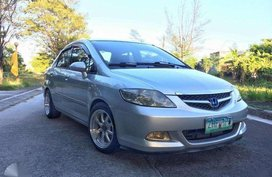 2007 Honda City IDSI 1.3 MT FOR SALE