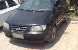 Selling my Hyundai Matrix 2004 1.6gas