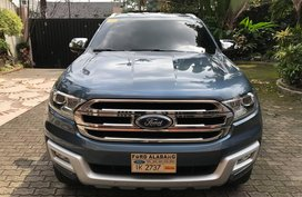 Ford Everest Titanium 3.2L 4WD 2016 for sale