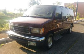 2003 Ford E150 Chateau FOR SALE
