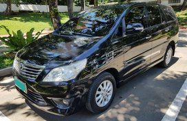 2012 Toyota Innova G (Top of the line, Diesel, 1st Owned)