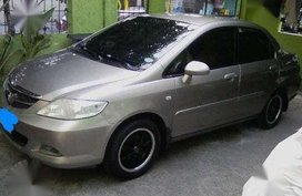 2007 Honda City manual for sale