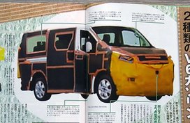 [Spy shots] Next-gen Toyota Hiace 2019/2020 receives dramatic makeover