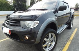 2014 Mitsubishi Strada V Diesel AT for sale