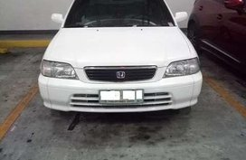 For Sale Honda City 1997