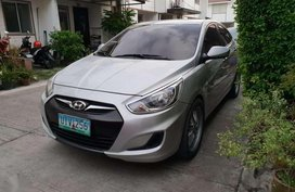 Hyundai Accent 2012 Manual for sale