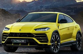 LamborghiniUrus 2019 - First-ever SUV of the brand launched in Philippines