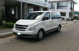 2013 Hyundai Grand Starex VGT Gold AT for sale