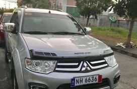 2015 Mitsubishi Montero Sport for sale