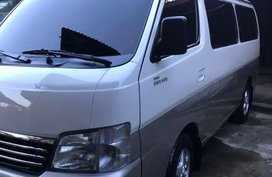 Nissan Urvan Estate for sale