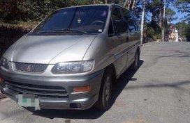 Mitsubishi Spacegear van 1998 for sale