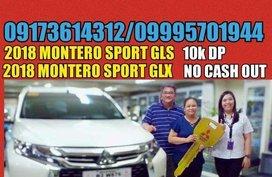 2018 Mitsubishi Montero Sport for sale