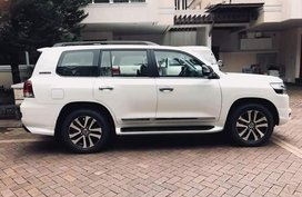 2018 Toyota Land Cruiser VXTD for sale