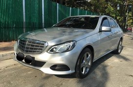 MERCEDES BENZ E-CLASS 2014 FOR SALE
