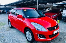 2018 SUZUKI SWIFT HATCHBACK for sale