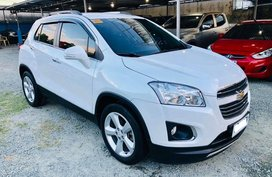 2016 CHEVROLET TRAX for sale