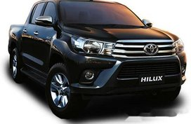 Toyota Hilux 2018 best prices for sale in Cebu - Philippines