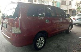 2009 Toyota Innova for sale