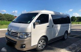 2013 Toyota Hi Ace for sale