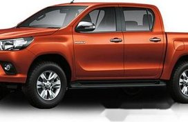 Toyota Hilux E 2018 for sale