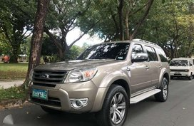 2012 Ford Everest for sale