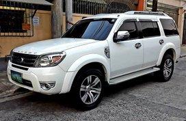 Ford Everest 2012 Manual Transmission for sale