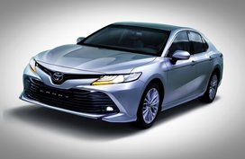 Toyota Camry 2019 Philippines officially launched, price starting at P1,806k