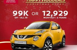 Brand New Nissan Juke for sale