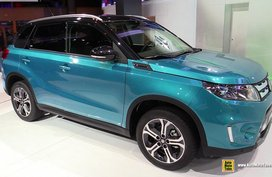 The All New Suzuki Vitara 2019