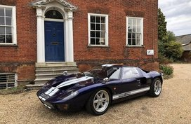 Ford GT40 REPLICA COMPLETE for sale