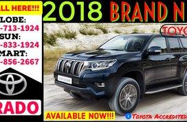 2019 Brand New Toyota Land Cruiser Prado V6 Gas AT