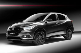 New Honda HR-V Sport 2019 rolled out, powered by 1.5-liter turbocharged