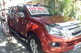 Isuzu Dmax Ls 2016 for sale