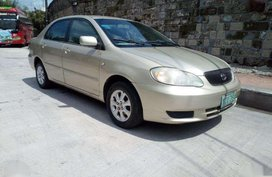 Toyota ALTIS E 2002 for sale