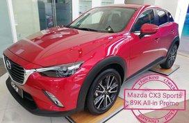 2018 Mazda CX3 for sale